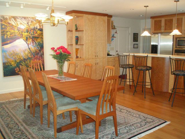 Dining room by Re-Creations Wood Design